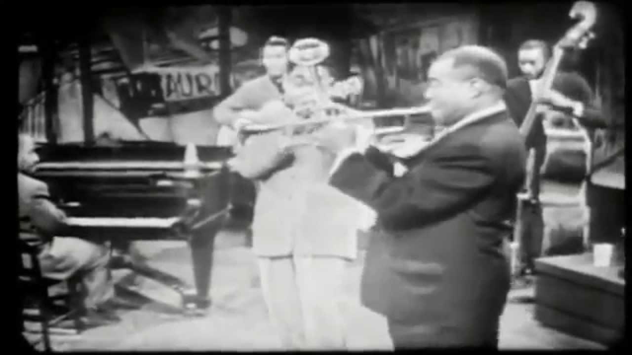 Dizzy Gillespie & Louie Armstrong