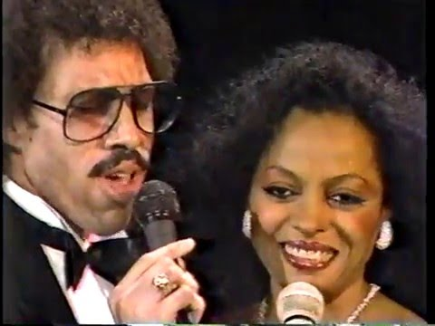 Diana Ross & Lionel Richie