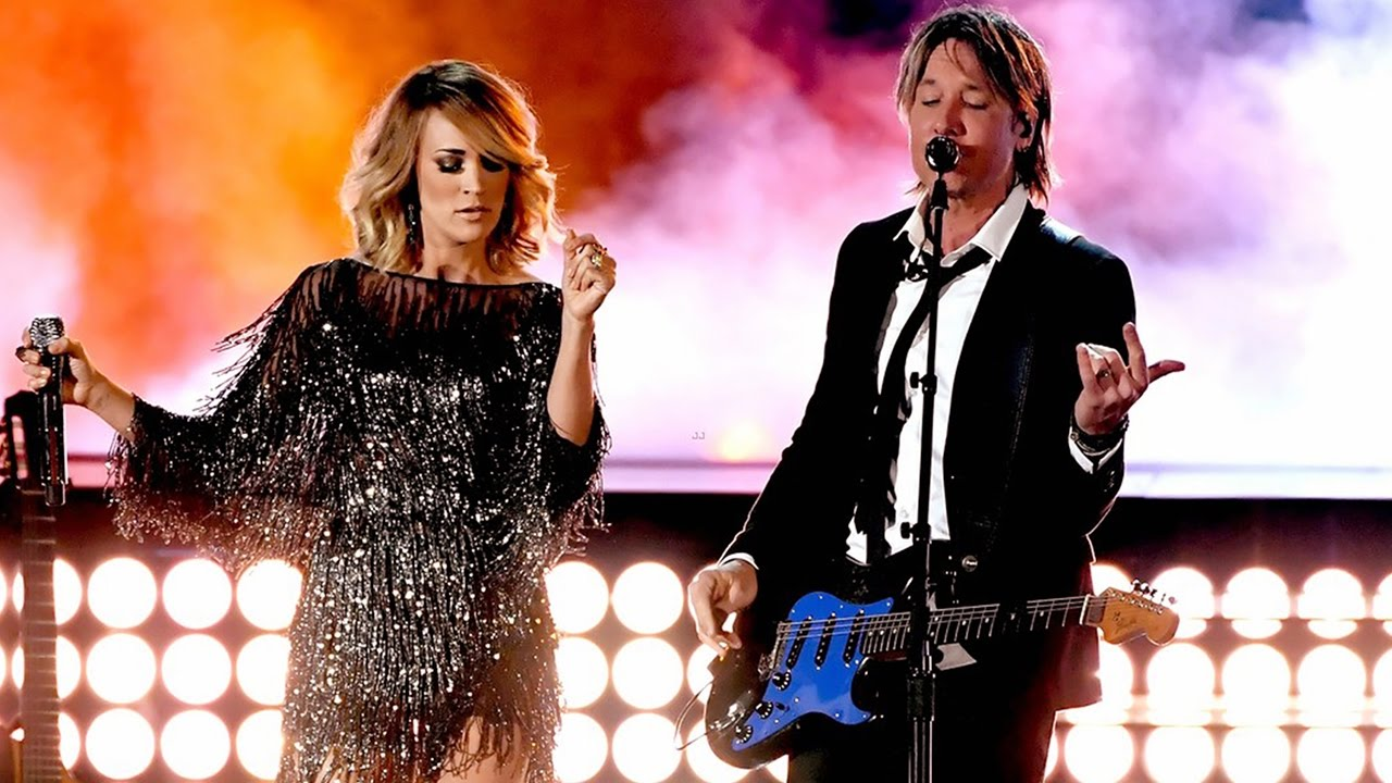 Keith Urban & Carrie Underwood