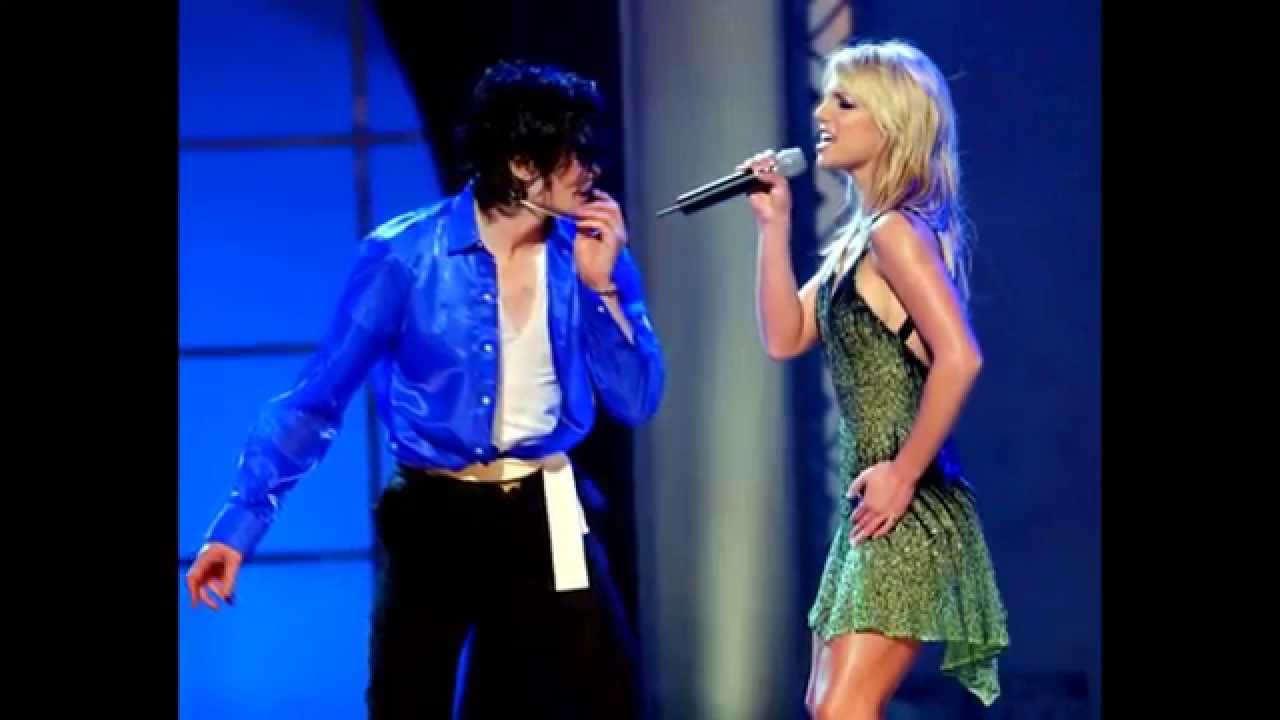 Michael Jackson & Britney Spears