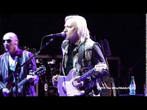 Joe Walsh & Pete Townshend