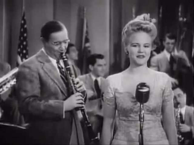 Benny Goodman & Peggy Lee