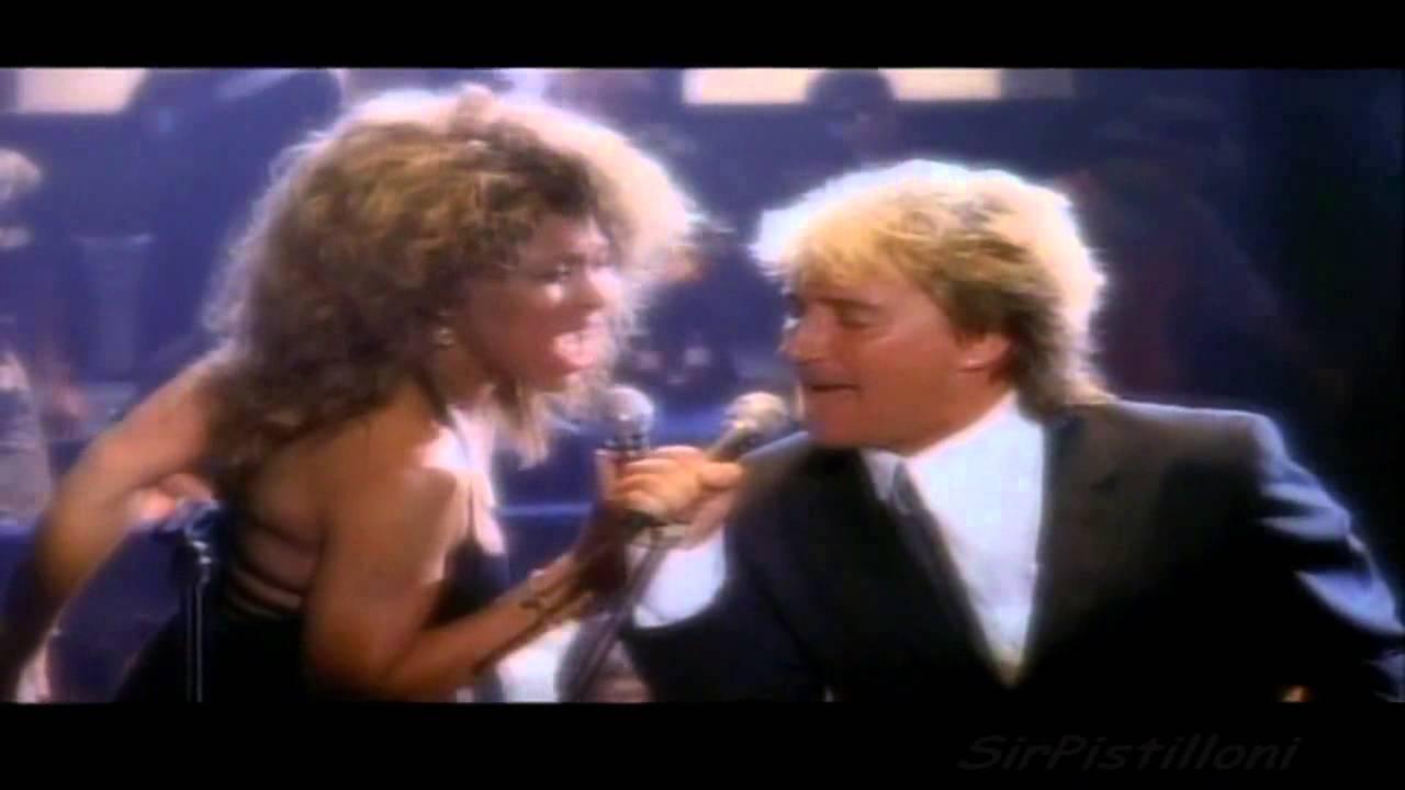 Rod Stewart & Tina Turner