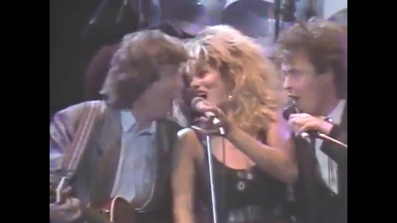 Paul McCartney & Tina Turner