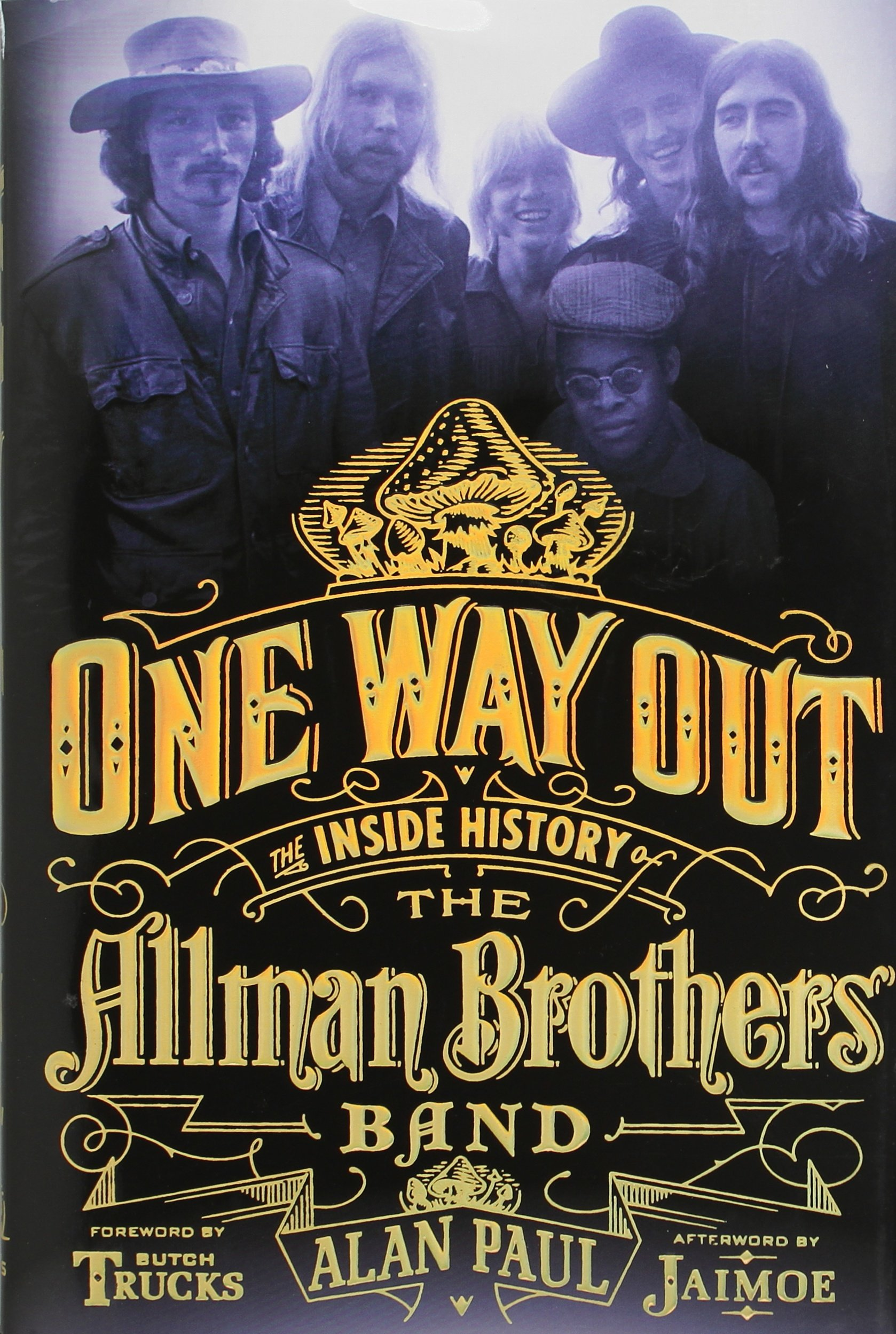 Allman Bros Band - One Way Out - 1971